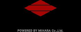ロゴ:MIHARA カーリース