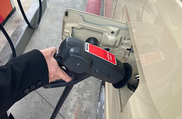 イメージ:三原のSSでガソリン代もお得に